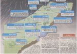 Israeli Independence day celebration map - Yediot Akhronot