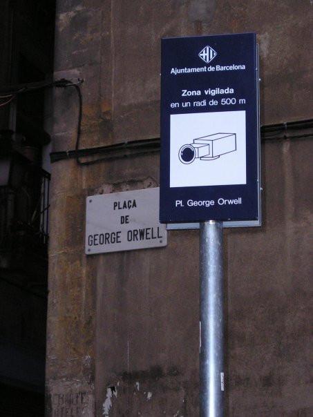 The Municipality of Barcelona - Zone under surveillance