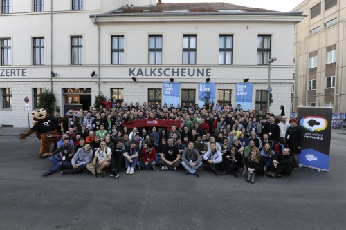 MozCamp Berlin 2011 group photo